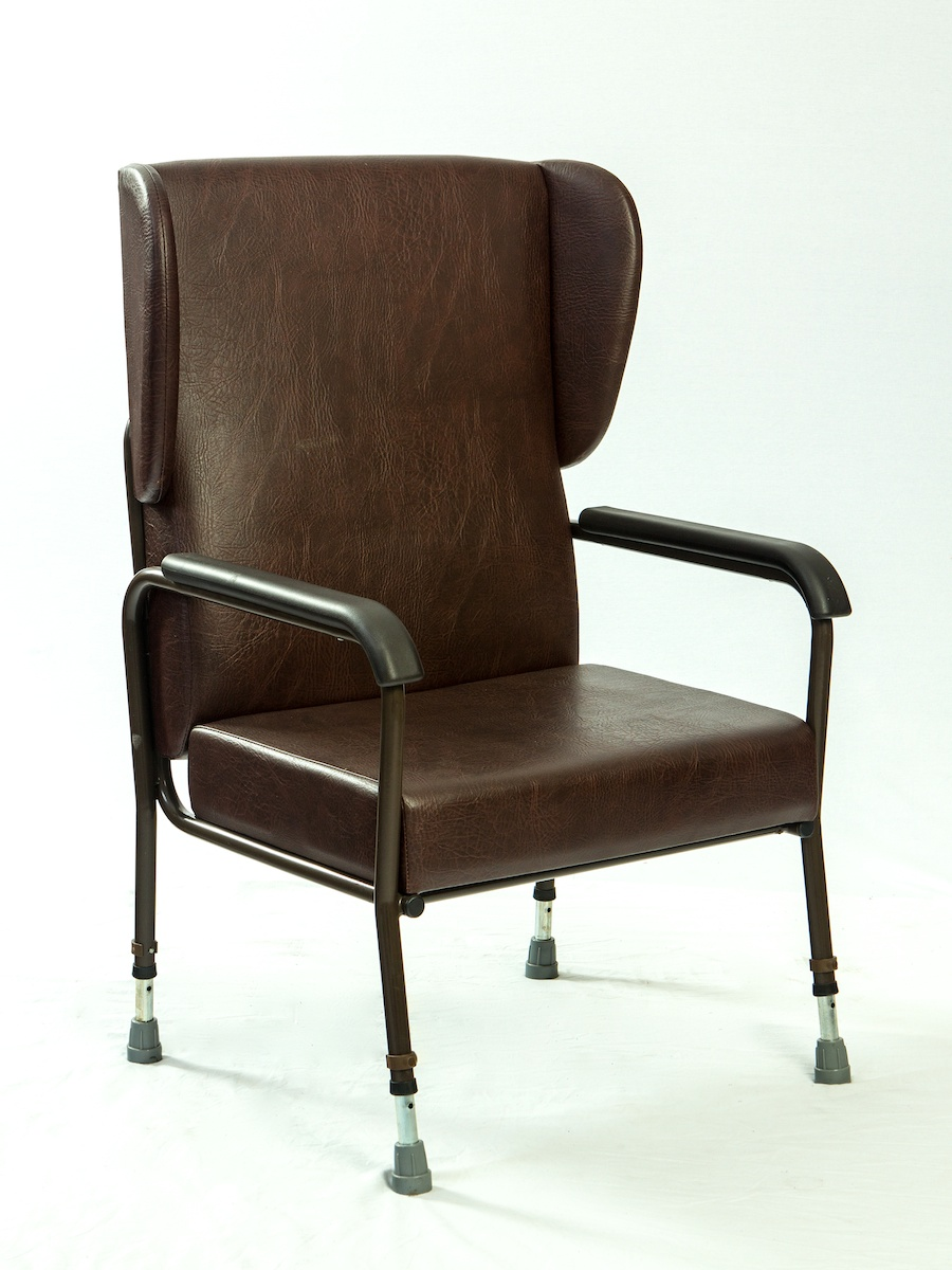 Exceptional Wing Back Orthopedic Bariatric Chair