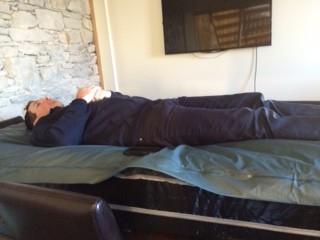 johns mattress test