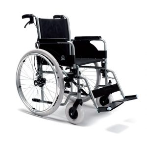 708 Delight Self Propelled Wheelchair