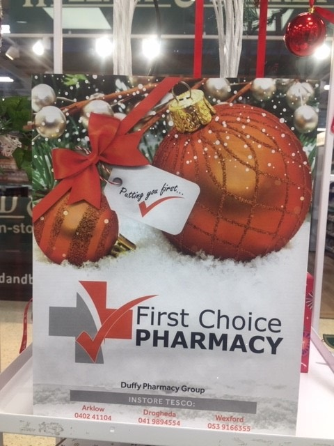 First Choice Pharmacy DROGHEDA now renting Breast Pumps