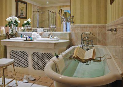 Bathroom with Separate Bath & Shower