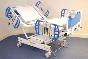 Baros Bariatric Plus Size Acute Expandable Bed