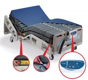 Pro-Care Auto Bariatric High Specification Pressure Relieving Dynamic Mattress