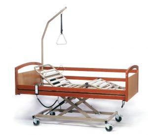 Bariatric Vermeiren Interval XXL Profiling Bed